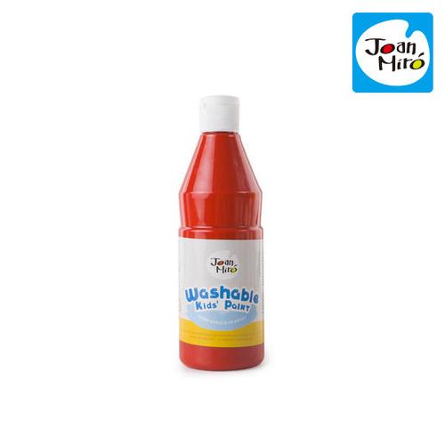 Cs (리틀호안미로) 워셔블페인트 500ml 빨강(02266)