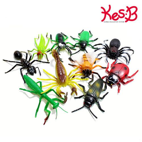 Cs (캐스B)네이처 소프트곤충10종(1524)
