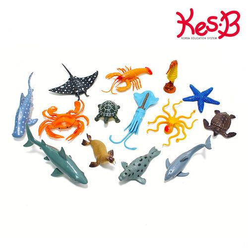 Cs (캐스B)네이처 바다생물14종(1526)