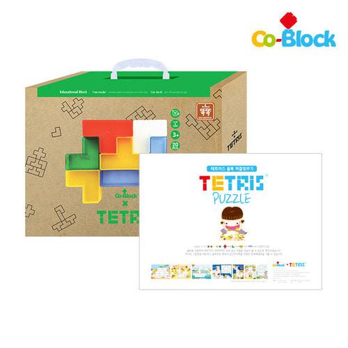 Cs (Co-Block) 똑똑시리즈 테트리스블록 20pcs(0263)