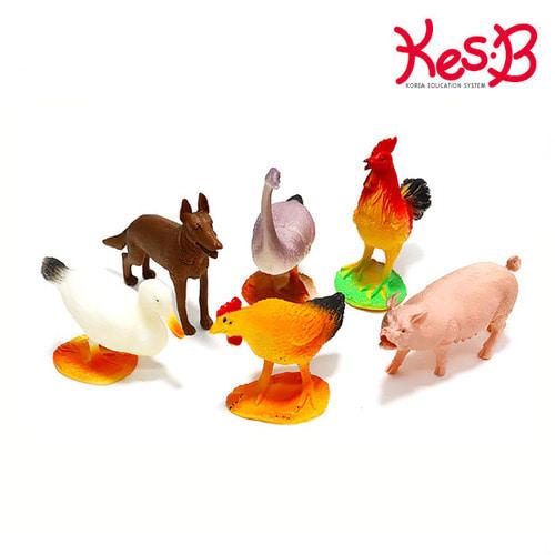 Cs (캐스B)네이처 그린사파리 농장동물(1553)