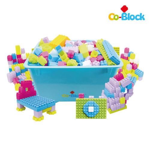 Cs (Co-Block) 파스텔코블록 300PCS(9083)