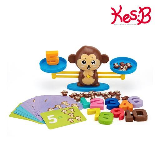 Cs (캐스B)네이처 원숭이밸런스저울(19410)