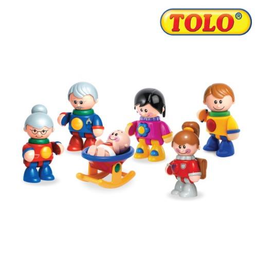 Cs (톨로) 톨로프랜즈 가족시리즈6종(70002)