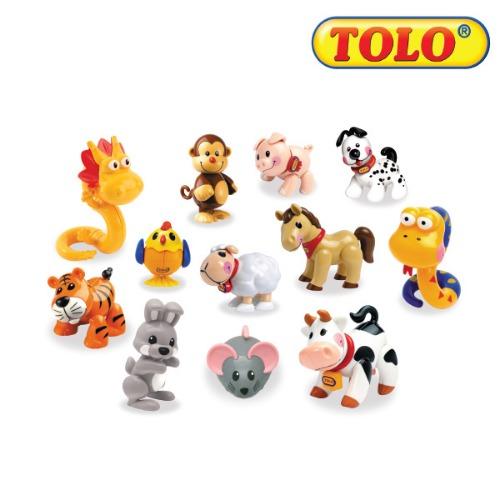 Cs (톨로) 톨로프랜즈 동물시리즈12종(70001)
