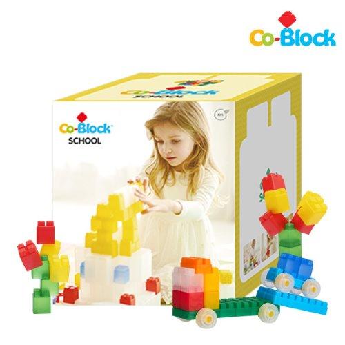 Cs (Co-Block)코블록 스쿨세트 300pcs(9077)