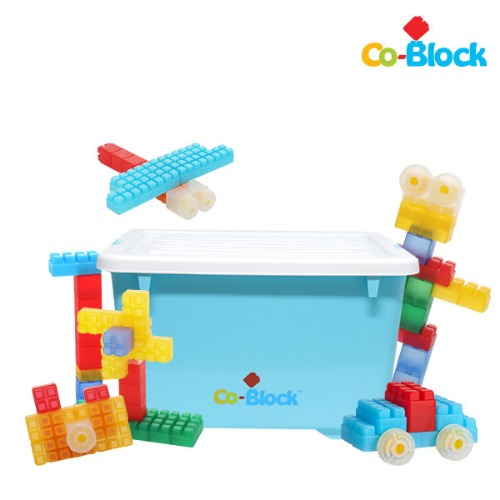 Cs (Co-Block) 레인보우코블록140pcs(9014)