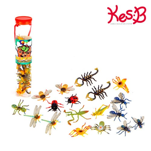 Cs (특가)TM사파리튜브 (소)-곤충((5391E)