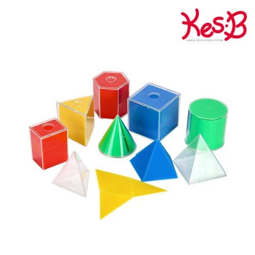 Cs (캐스B)튼튼 도형전개도(2020)