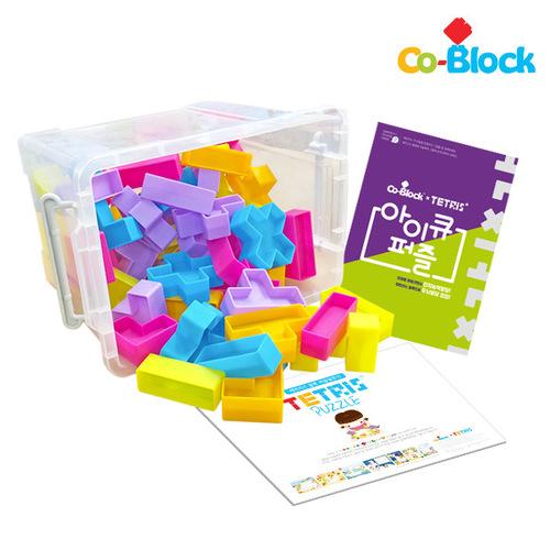 Cs (Co Block) 아이큐 테트리스블록 60pcs