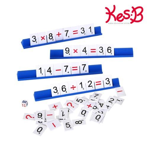 Cs (캐스B)보드게임 사칙연산게임(2054)