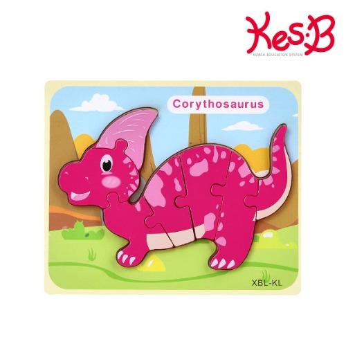 Cs (캐스B)튼튼 공룡퍼즐코리토사우루스(2120)