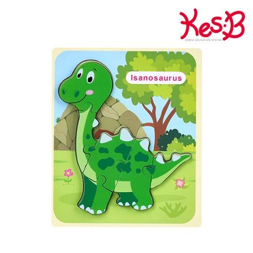 Cs (캐스B)튼튼 공룡퍼즐이사노사우루스(2122)
