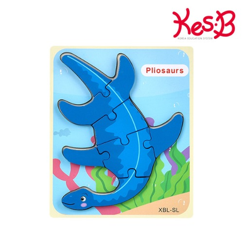 Cs (캐스B)튼튼 공룡퍼즐플리오사우루스(2121)