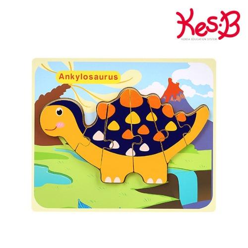 Cs (캐스B)튼튼 공룡퍼즐안킬로사우루스(2119)