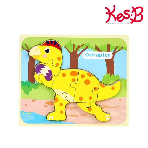 Cs (캐스B)튼튼 공룡퍼즐오비랍토르(2124)
