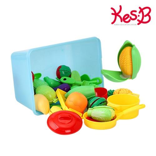 Cs (캐스B)플레이 해피과일야채속엿보기(2190)