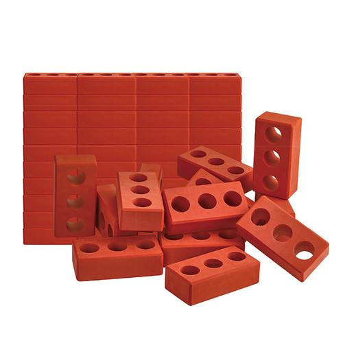Cs (조작쌓기놀이) 벽돌블럭2종80pcs(1567set)