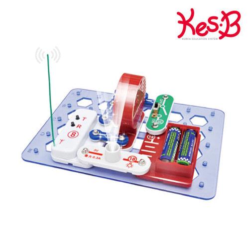 Cs (캐스B)네이처 척척박사전기회로FM라디오(2169)